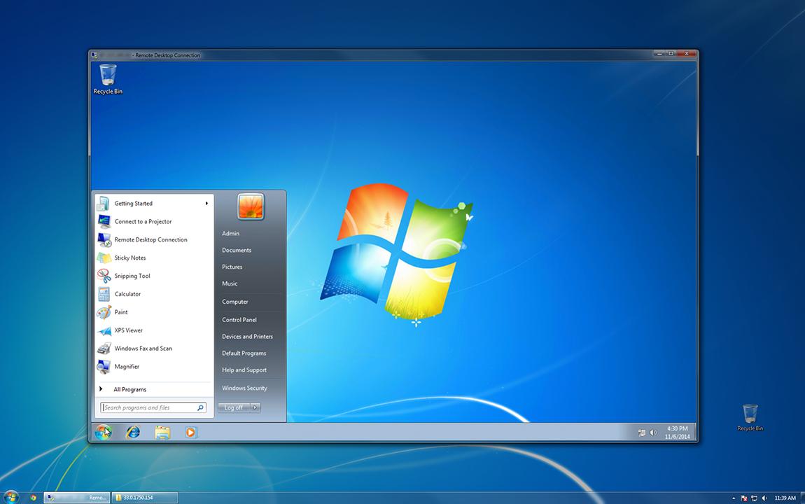 Windows 7 end of life awareness